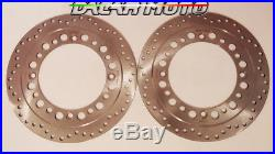 1050 Paire Disques Avant Honda Xrv Africa Twin 750 Rd04 2003