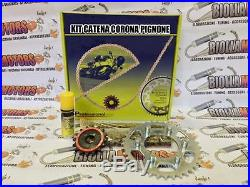 152987000 KIT DE TRANSMISSION OE HONDA 750cc XRV 750 Africa Twin 93-03