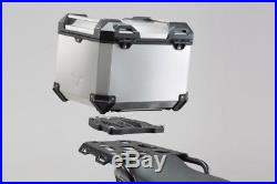 259085 Sw Motech trax ADV topcase-system argent Honda CRF1000L AFRICA TWIN 15