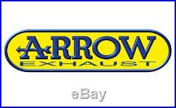 72621PK Arrow race tech marm. Honda. Crf 1000 l africa twin'16 fond. Carby omol
