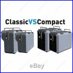Aluminium Cases Argent Mytech 33 + 39 Lt Honda 750 XRV Africa Twin 1993-2003