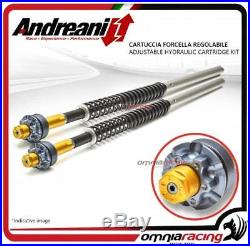 Andreani Cartouche hydraulique réglable Kit Honda XRV 750 AFRICA TWIN 93 02