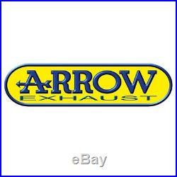 Arrow 72621PO Silencieux Maxi Racetech Titane Honda Crf 1000L Africa Twin