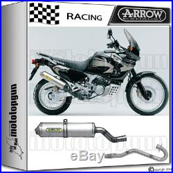 Arrow Echappement Complete Enduro Alumilite Race Honda 750 Africatwin 2001 01