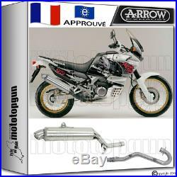 Arrow Echappement Complete Paris Dacar H Honda Xrv 750 Africa-twin 1994 94