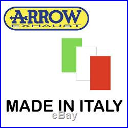 Arrow Echappement Hom Mrt Noir C Honda Crf 1000 L Africa Twin 2016 16