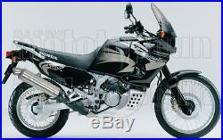 Arrow Pot Echappement Homologuee Paris Dacar Honda Xrv 750 Africa Twin 2000 00
