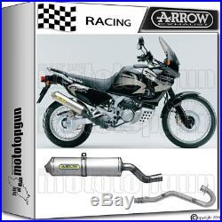 Arrow Silencieux Complete Enduro Alumilite Race Honda Xrv 750 Africatwin 2003 03