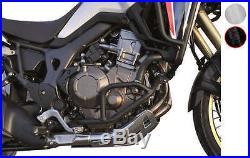 BIHR Trail Skid Plate Aluminium Black Honda Africa Twin CRF1000L