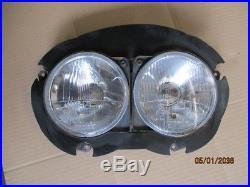 Bloc optiques de phare pour Honda 750 Africa twin XRV RD04
