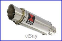 CRF1000L CRF 1000 AFRICA TWIN 15-17 KIT Silencieux Echappement GP inox 230SR