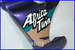 Carénage latéral avant côté gauche HONDA Africa Twin XR750V RD07 1994