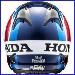 Casque ARAI Tour-X 4 Honda Africa Twin taille M