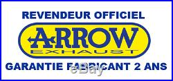 Collecteur Arrow Honda Africa Twin Adventure Sport 2018 72149pd