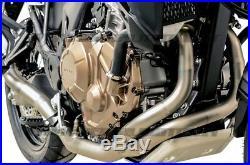 Collecteurs Acier 2X1 Termignoni Honda Crf 1000L Africa Twin 2015 15