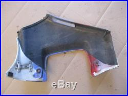Flanc de carénage gauche pour Honda 650 Africa twin XRV RD03