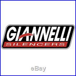 Giannelli Echappement Hom Maxi Oval CC Tit Honda Crf 1000 L Africa Twin 2017 17