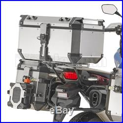 Givi Case V46n + Valise Laterale Outback Obkn48a Honda Africa Twin Adv-s 2018 18