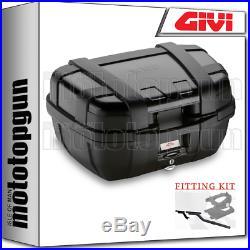 Givi Valise Monokey Trk52b Trekker Noir For Honda Africa Twin 750 2001 01