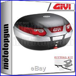 Givi Valise Top Case Monokey E55n Maxia-3 Pour Honda Africa Twin 750 1999 99