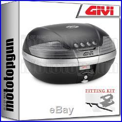 Givi Valise Top Case Monokey V46nt For Honda Africa Twin 750 1999 99 2000 00