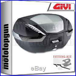 Givi Valise Top Case Monokey V47nt For Honda Africa Twin 750 1997 97 1998 98