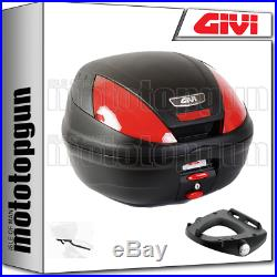 Givi Valise Top Case Monolock E370n For Honda Crf 1000 L Africa Twin 2016 16