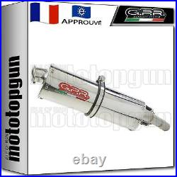 Gpr Pot D Echappement Homologue Trioval Honda Africa Twin Nxr 1988 88 1989 89