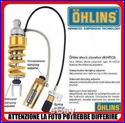 Ho645 Amortisseur Ohlins Honda Xrv 750 Africa Twin 1993-02 S46hr1c1s