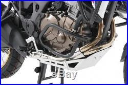 HONDA CRF 1000 AFRICA TWIN 2016 Sabot Moteur Aluminium Hepco-Becker
