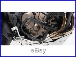 Hepco & Becker Black engine crash bars Honda CRF1000L Africa Twin 2016