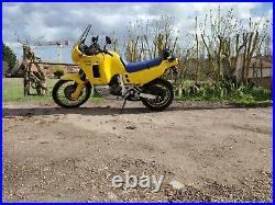 Honda 750 xrv africa twin Rd04
