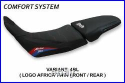 Honda Africa Twin Adventure Sports1100 20 Tappezzeria Housse de Selle Confort