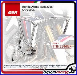 Honda CRF 1000 Africa Twin 16 Protection Coque carénage de moto GiVi TNH1144OX