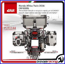 Honda CRF 1000 Africa Twin 2016 Givi Port Valises côté Rapide PLR1144