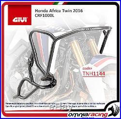 Honda CRF 1000 Africa Twin 2016 Protection Supérieur Coque GiVi Inox TNH1144