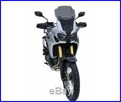 Honda Crf 1000 Africa Twin-16/19 Bulle Origine Ermax Noire Claire-0201099