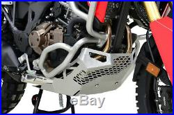 Ibex Protection Moteur Honda Crf 1000 L Africa Twin Argent