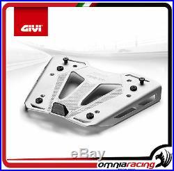 Kit Givi Top Case Valise V56NT + plaque HONDA CRF1000L AFRICA TWIN 1617