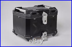 Kit Tocase TRAX ADV Sw-Motech 38L Noir Honda CRF1000L Africa Twin (15-)