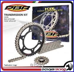 Kit chaine + couronne + pignon PBR EK Honda XR650V AFRICA TWIN 19881992