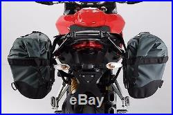 Kit de 2 Sacoches DAKAR SW-Motech pour Honda CRF 1000 L Africa Twin (15-)
