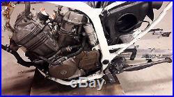Moteur Honda 650 XRV Africa Twin