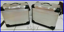 Original Honda Sacoches Valise Aluminium Africatwin Crf 1100 #Z070