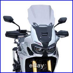 Pare-brise Ermax HP 50cm Polycarbonate Clair Honda CRF1000L AFRICA TWIN NEUF