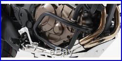 Pare carters noir Hepco-Becker pour Honda Africa Twin 2016
