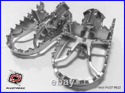 Pivot Pegz Gelenkfußrasten MK4 pour Honda CRF1100L Africa Twin / CRF1100L Adve