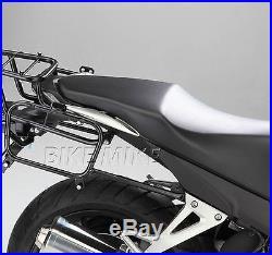 Porte-Bagages Pour GIVI Kappa monokey coloris noir, HONDA XRV750 AFRICA TWIN RD07