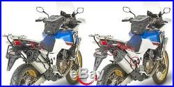 Porte-Valises Latéral Givi PLR1161 pour Monokey / Retro Fit Honda Africa Twin