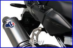 Pot D'echappement Silencieux Termignoni Honda Africa Twin Crf1000l 2016 H137080t